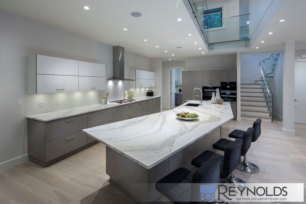 Reynolds Cabinet Shop   West Vancouver   Moyne Project   Kitchen Millwork  2