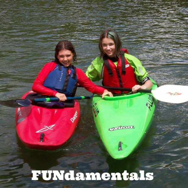 - The FUNdamentals stage is all about fun and getting comfortable in and around boats and the water. At the CCE Paddling Club we are passionate about introducing new people to the paddling community. It's never to early to start paddling and the CCE Paddling Club is a great place to start your journey.Target Age: 6-10yrs