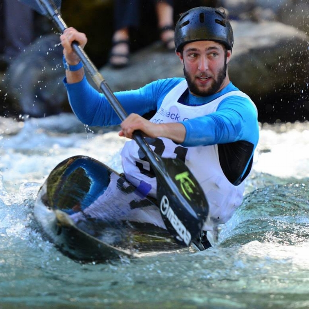 Jon Allen - Instructor & Whitewater Leader