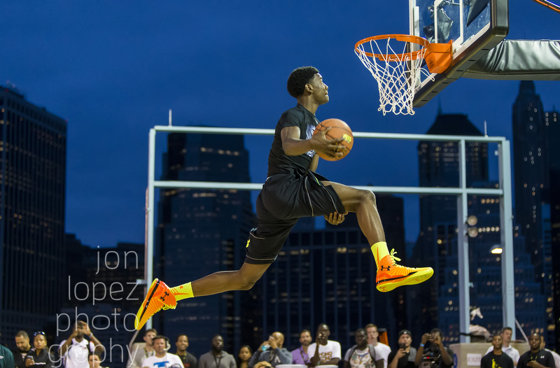 2014 Under Armour Elite 24. Brooklyn, NY.