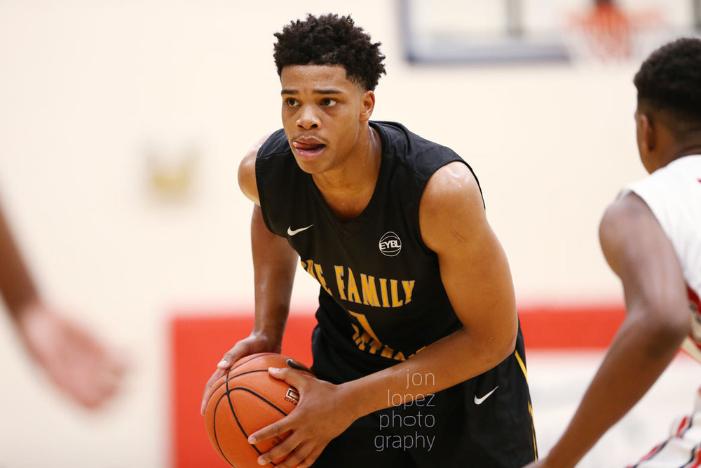 Miles Bridges is exciting to watch. I saw him knock down three consecutive threes while being defended by NBA champion LeBron James, but it's his aerial attacks that usually get the crowd on its feet.