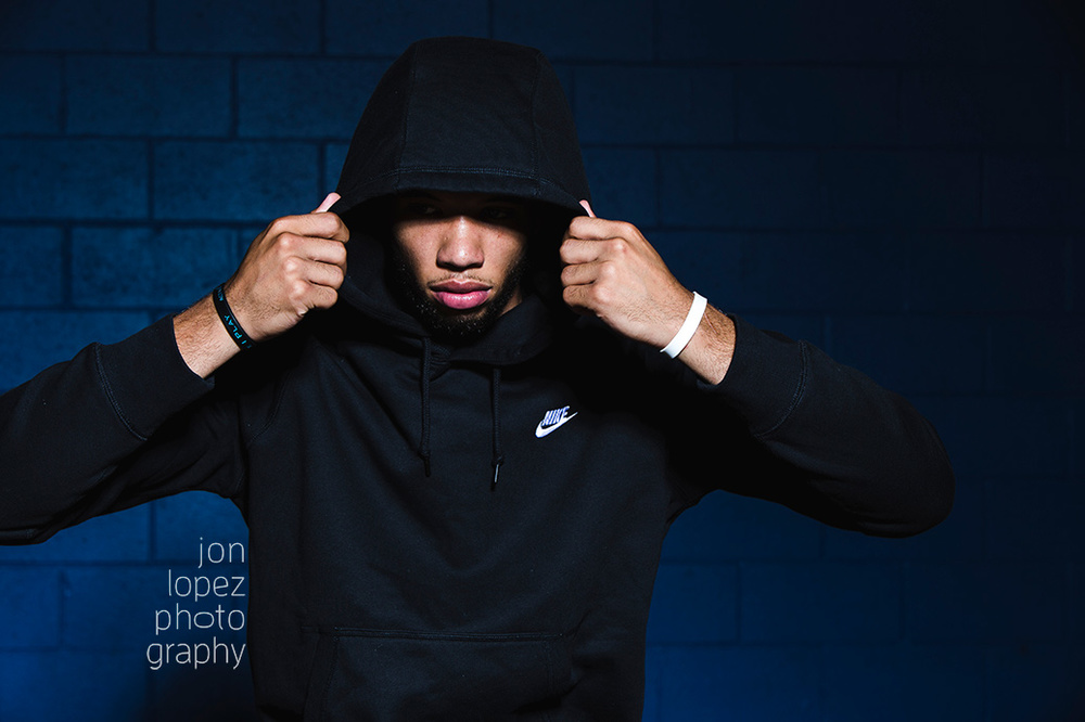 Milwaukee Bucks guard and NBA Rookie of the Year Michael Carter-Williams dons apparel for  Kicks USA .