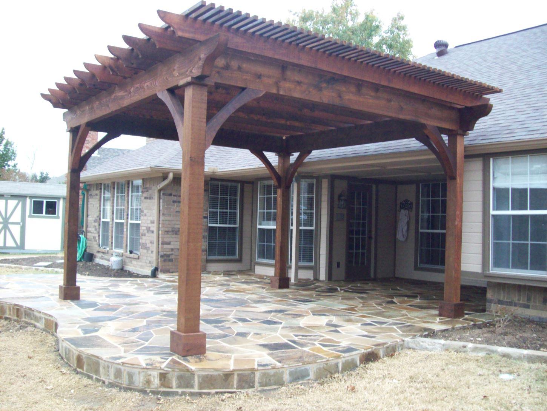 Grand Pergola - MRZ Contracting Patio Covers - Pergolas - Other Construction