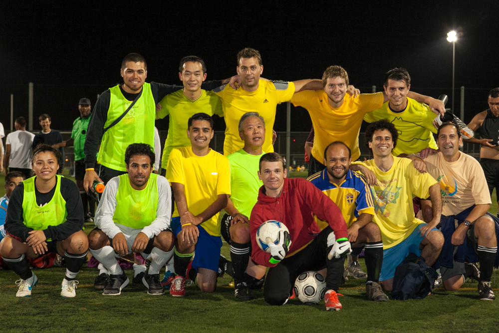 south bay adult soccer league
