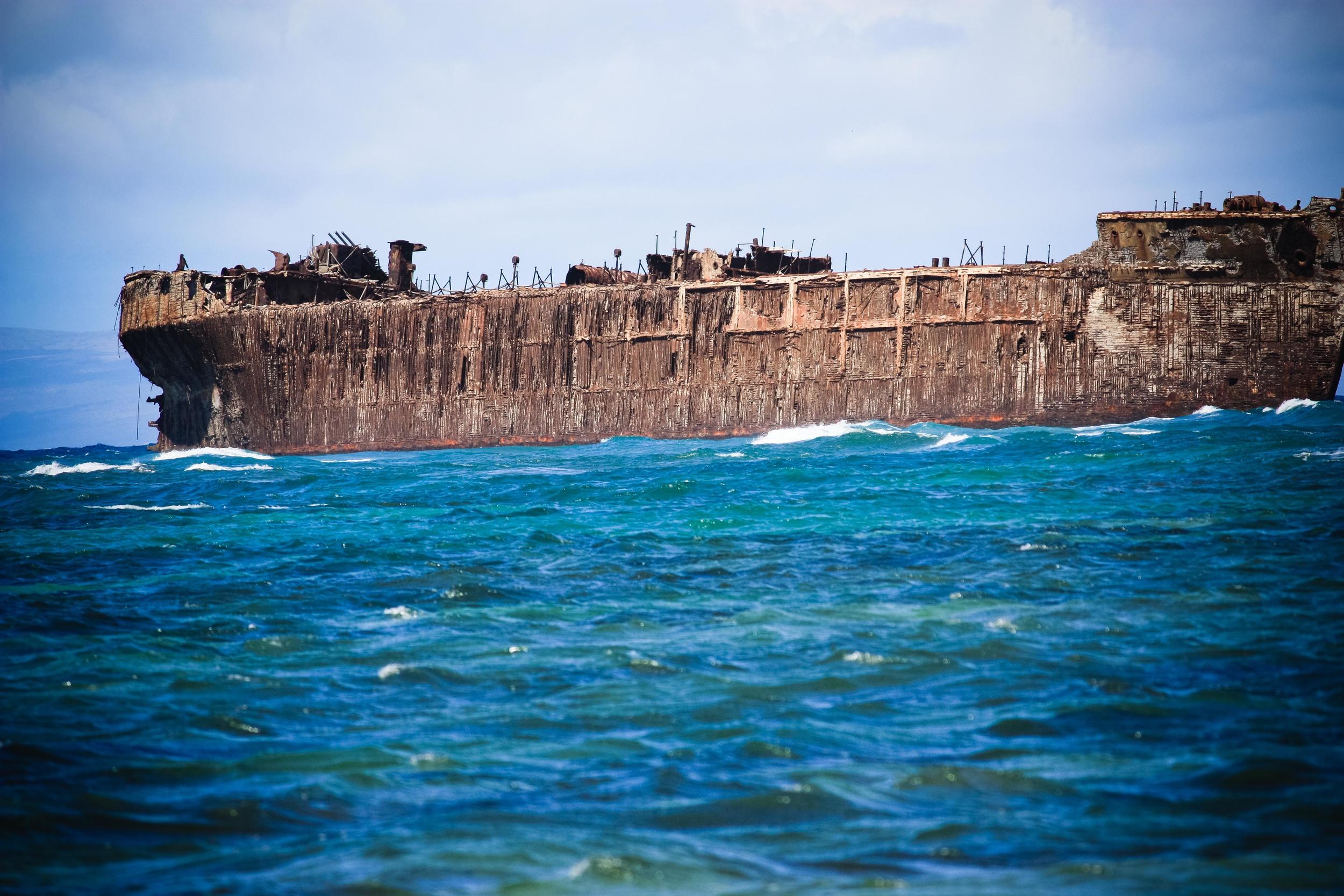 alue shipwreck lanai