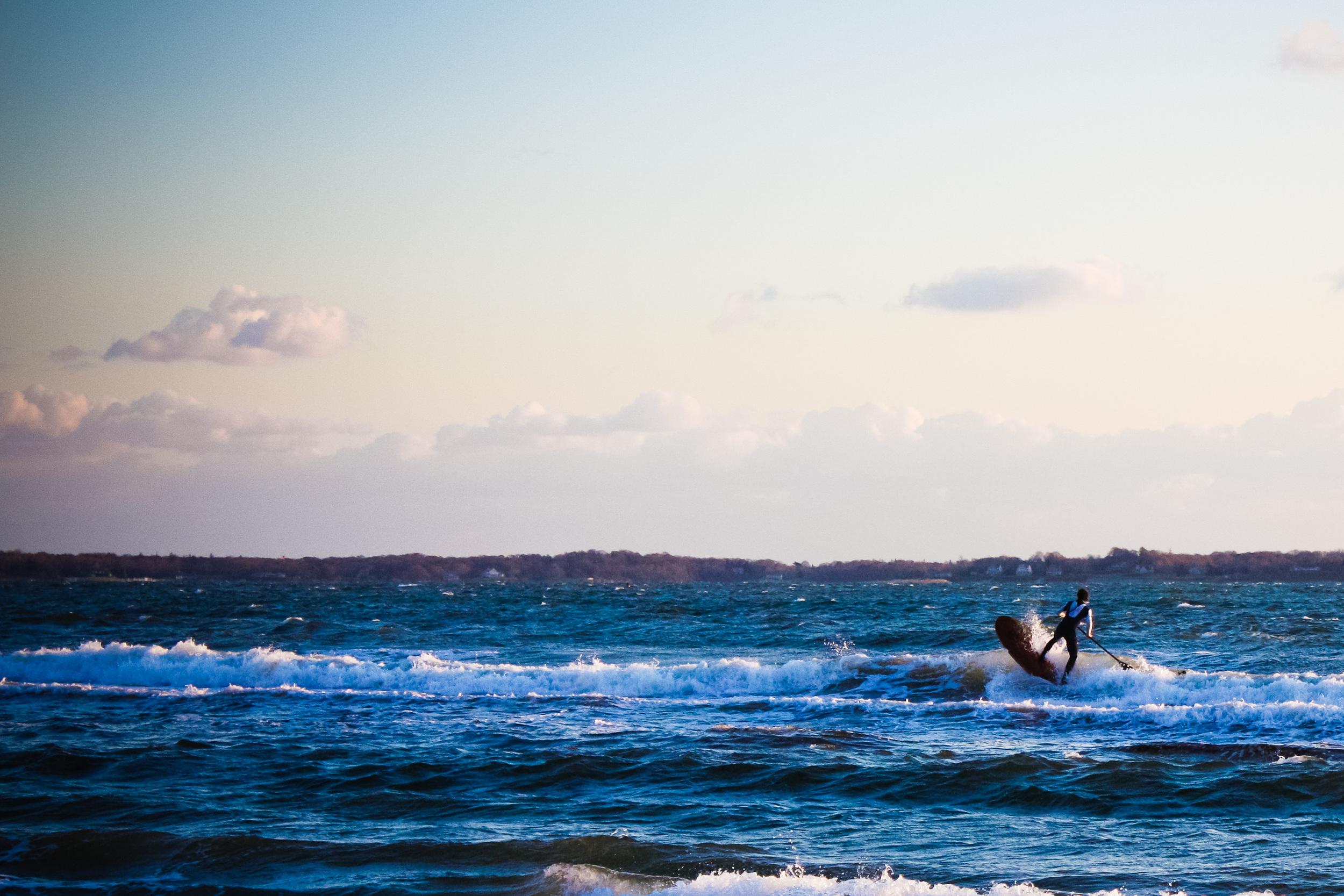 Alue Optics bad surf fishers island sound