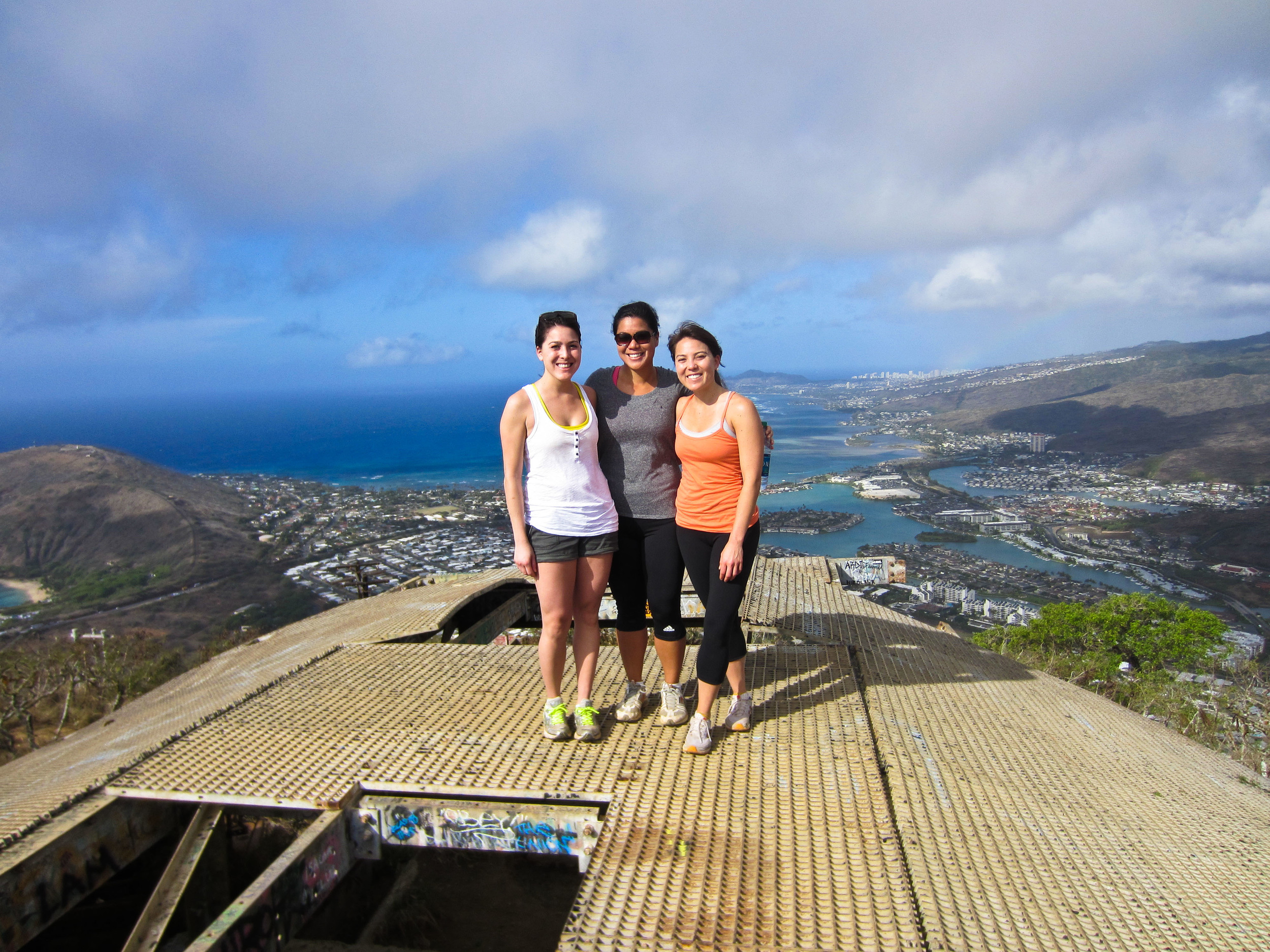 annie mollie koko crater alue optics