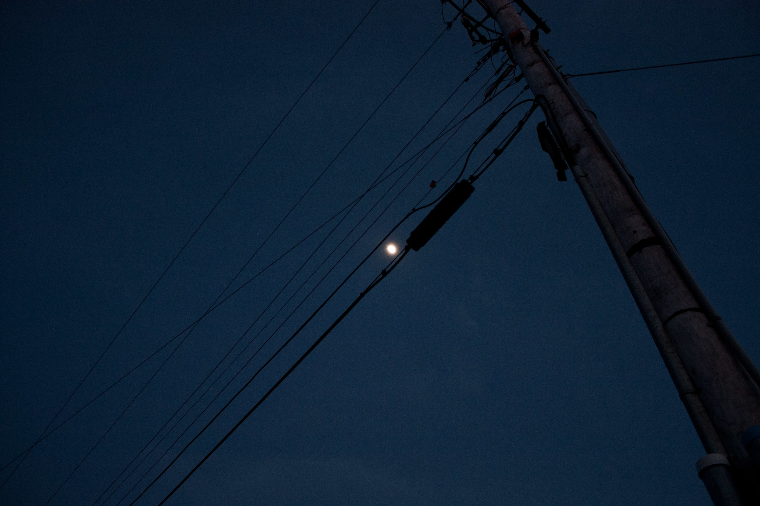 moon telephone pole alue sunglasses