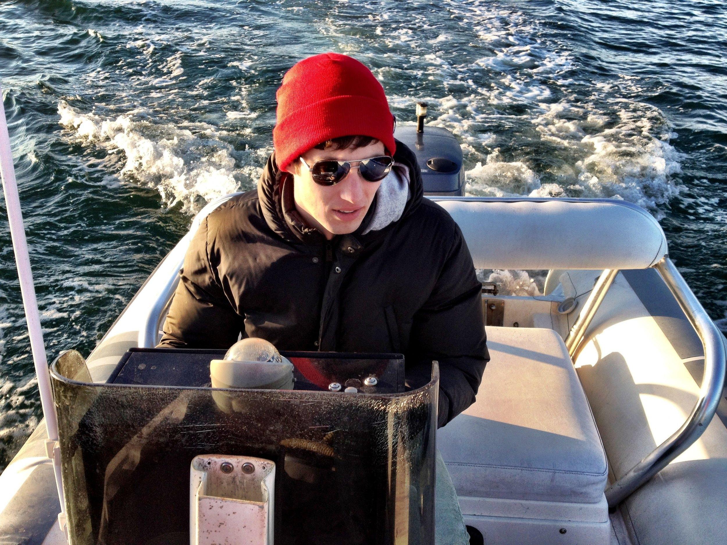 alue optics case watson boat aviator