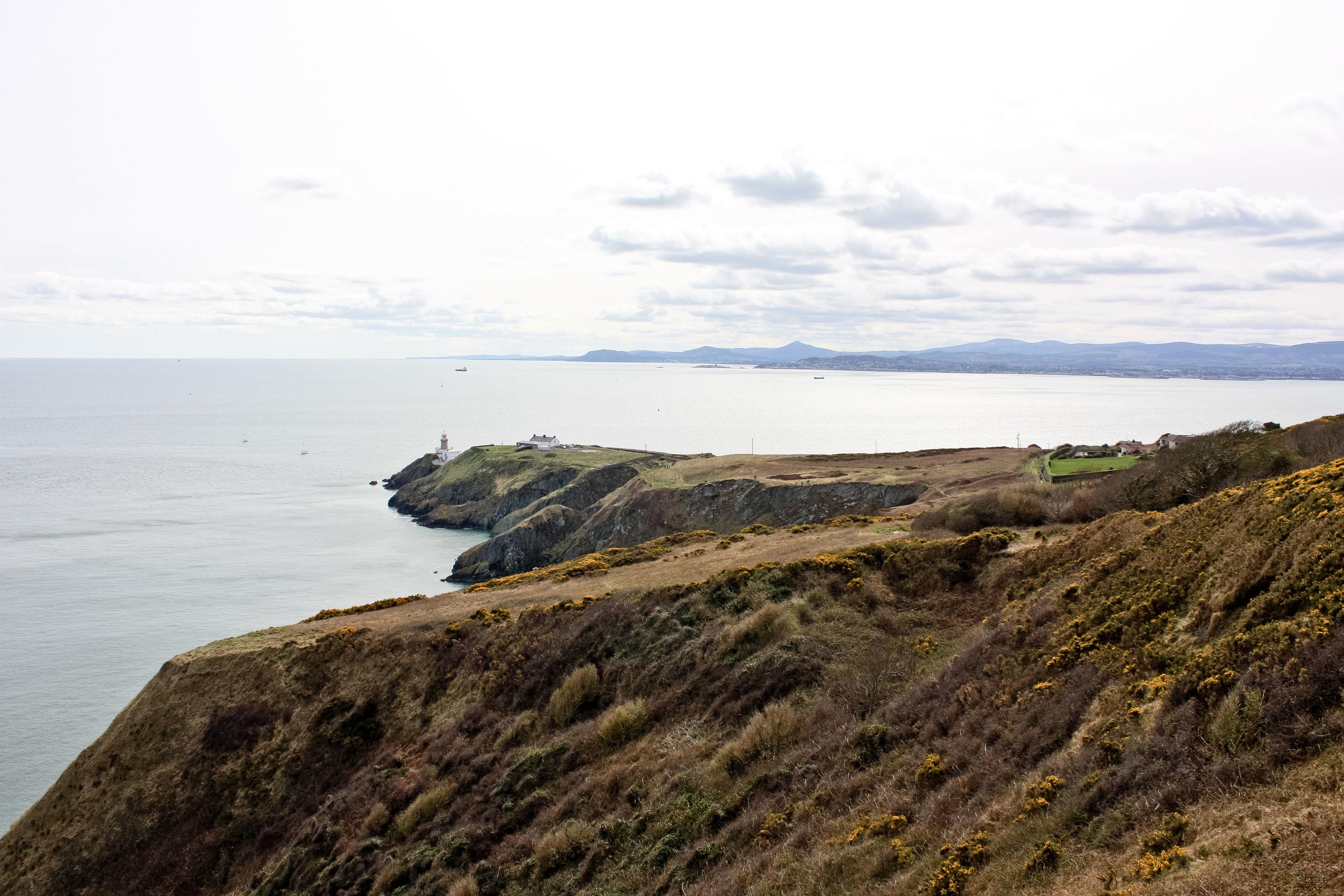 baily lighthouse dublin harbor ireland alue optics