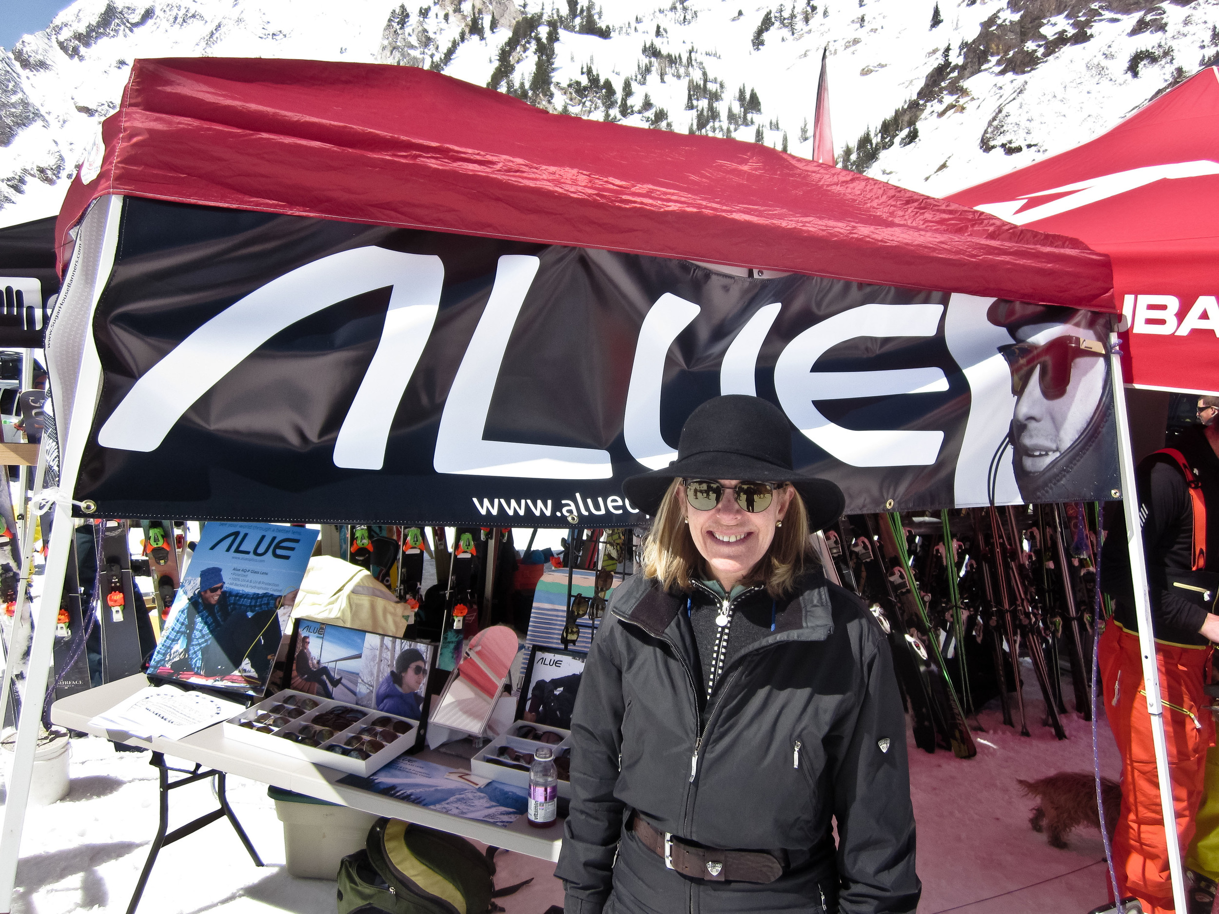 mrs danforth alue optics alta demo day