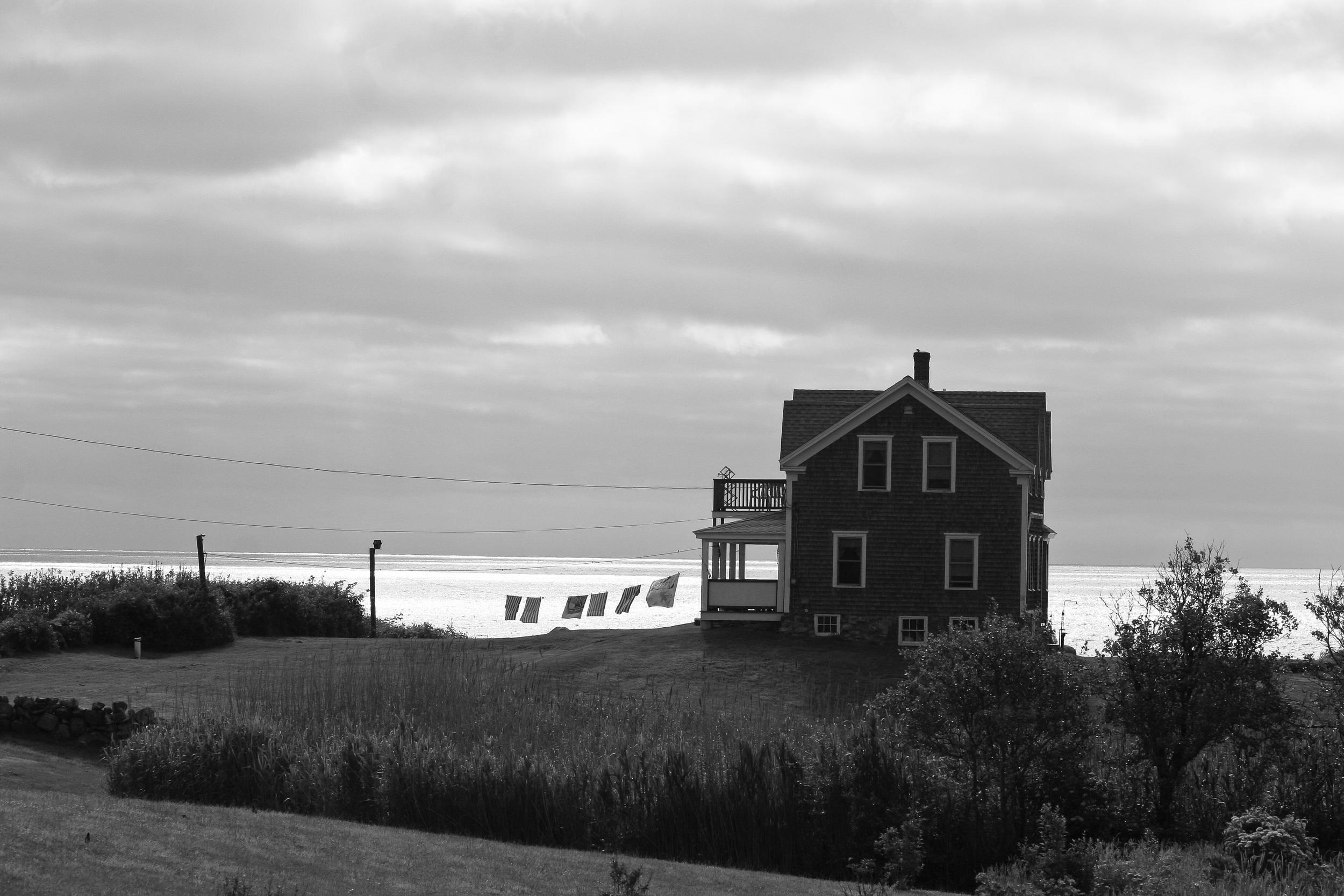 alue optics block island house