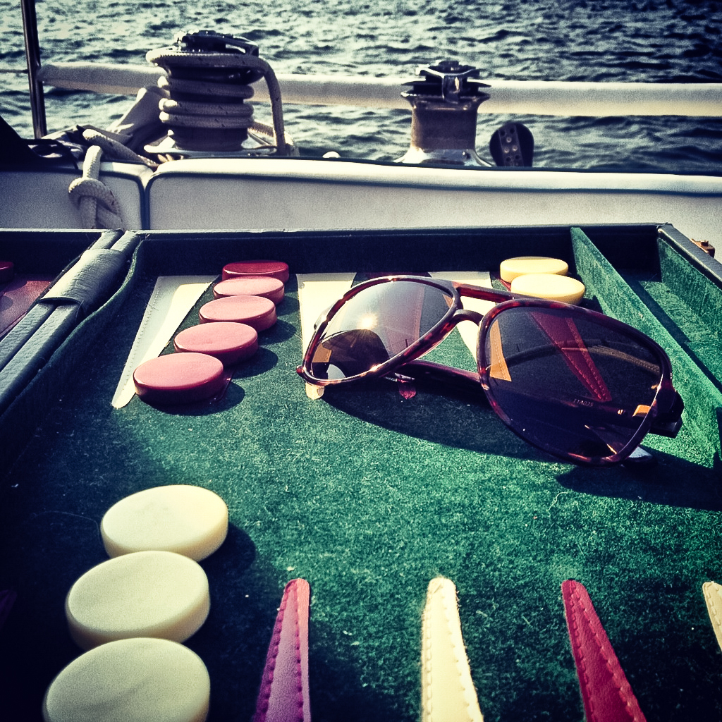 alue optics nine backgammon