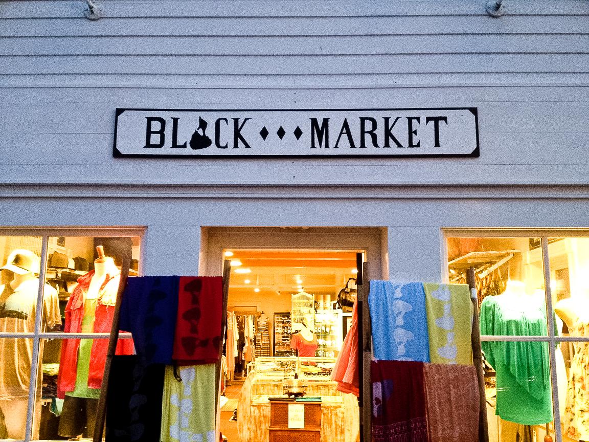 blvck market block island alue optics