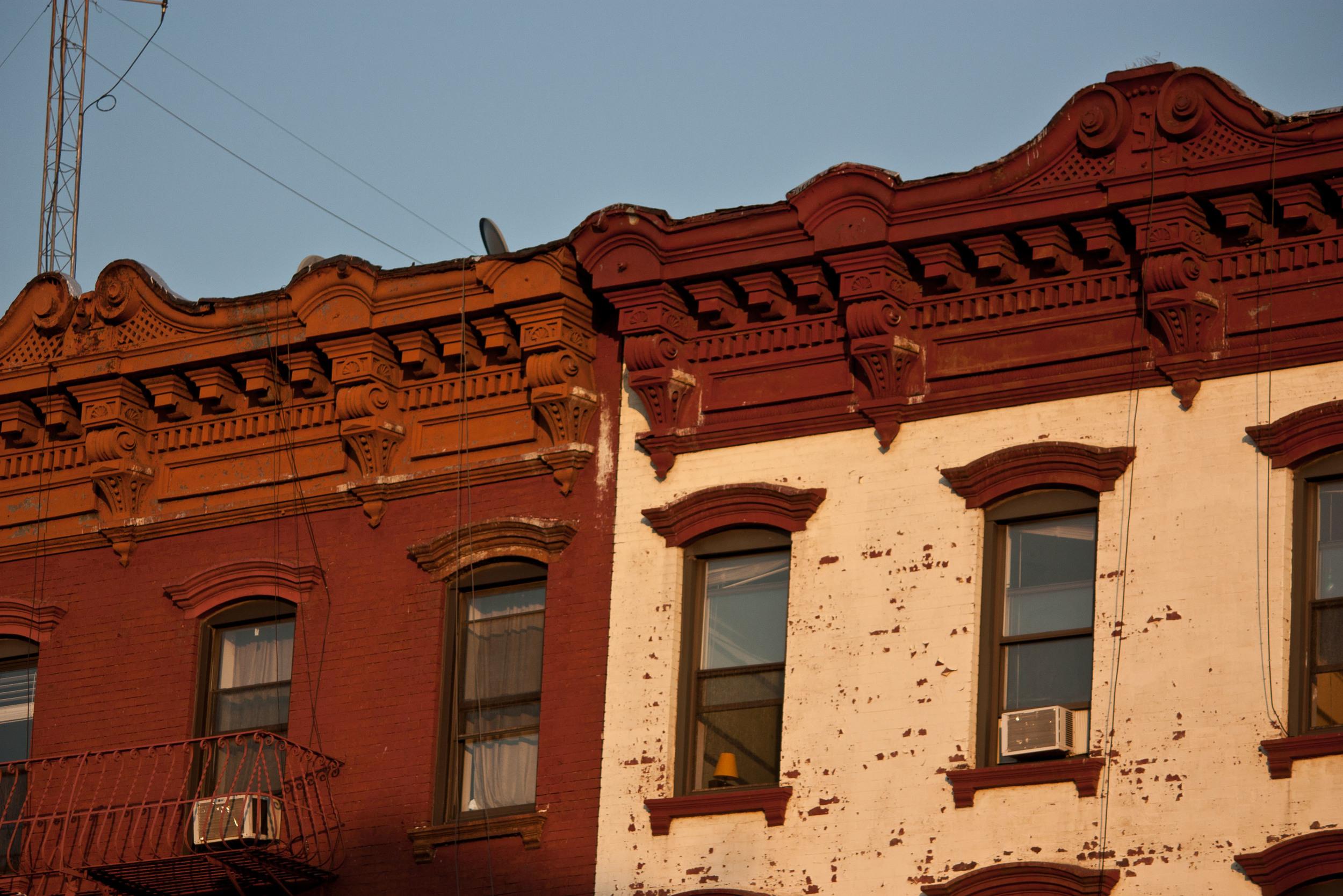 alue optics building facade brooklyn