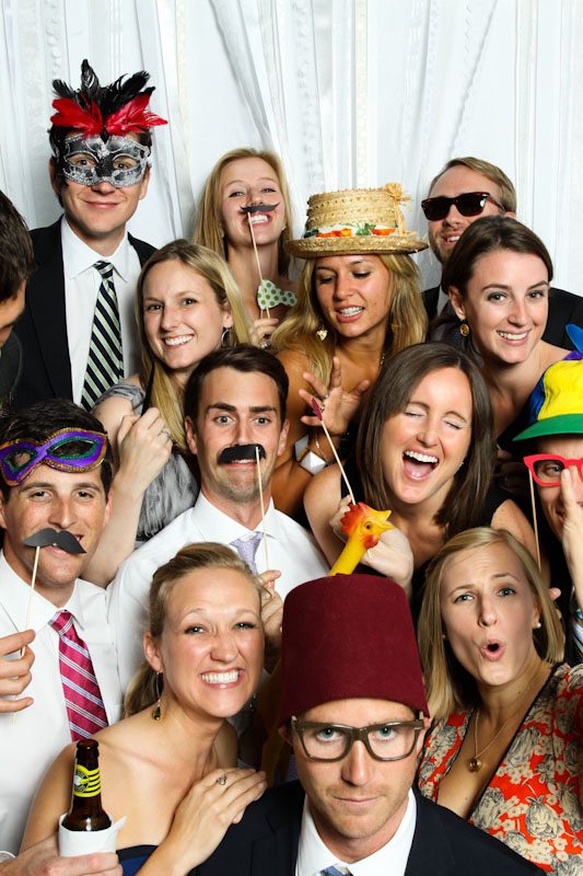 alue optics group photo booth