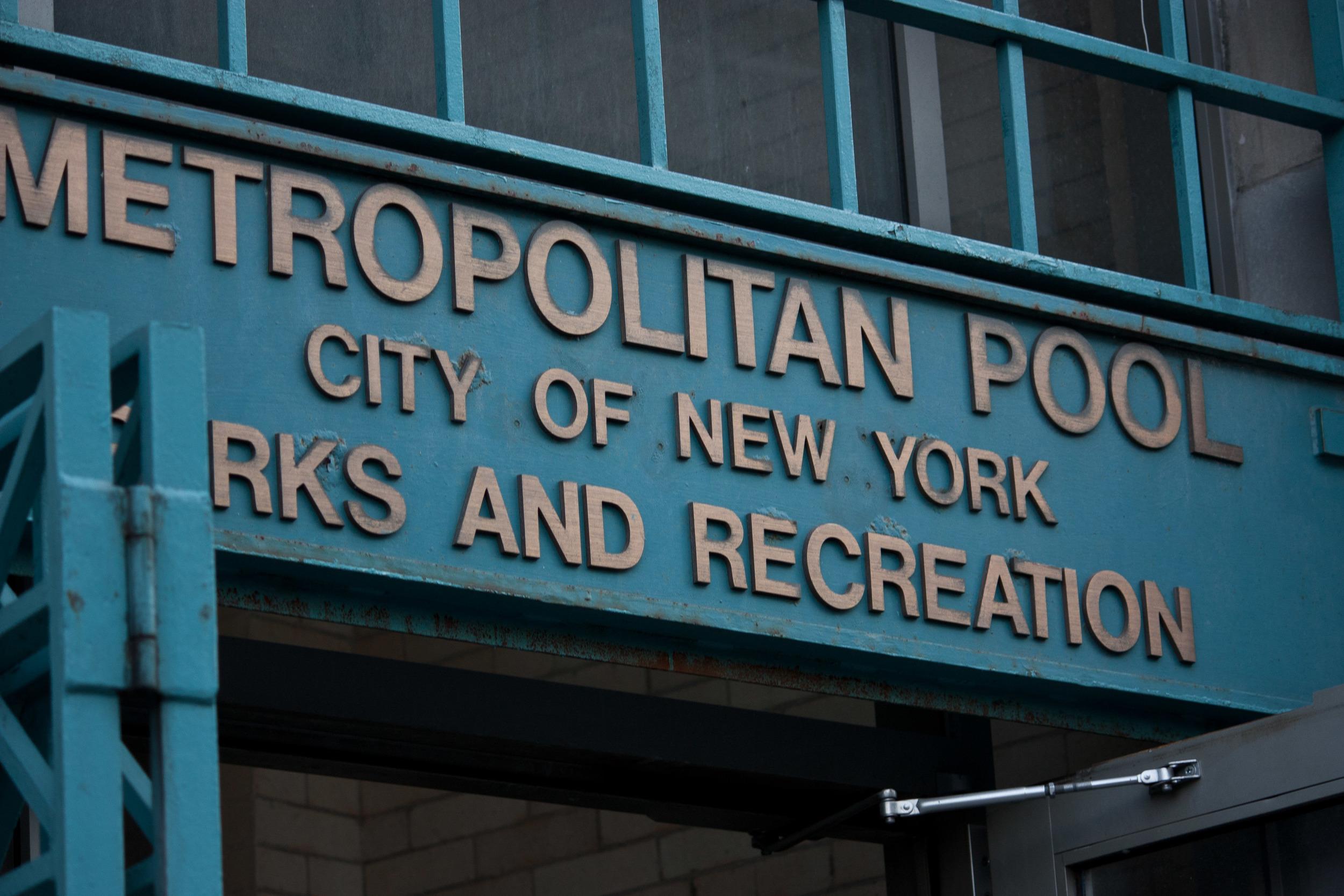 alue optics metropolitan pool new york