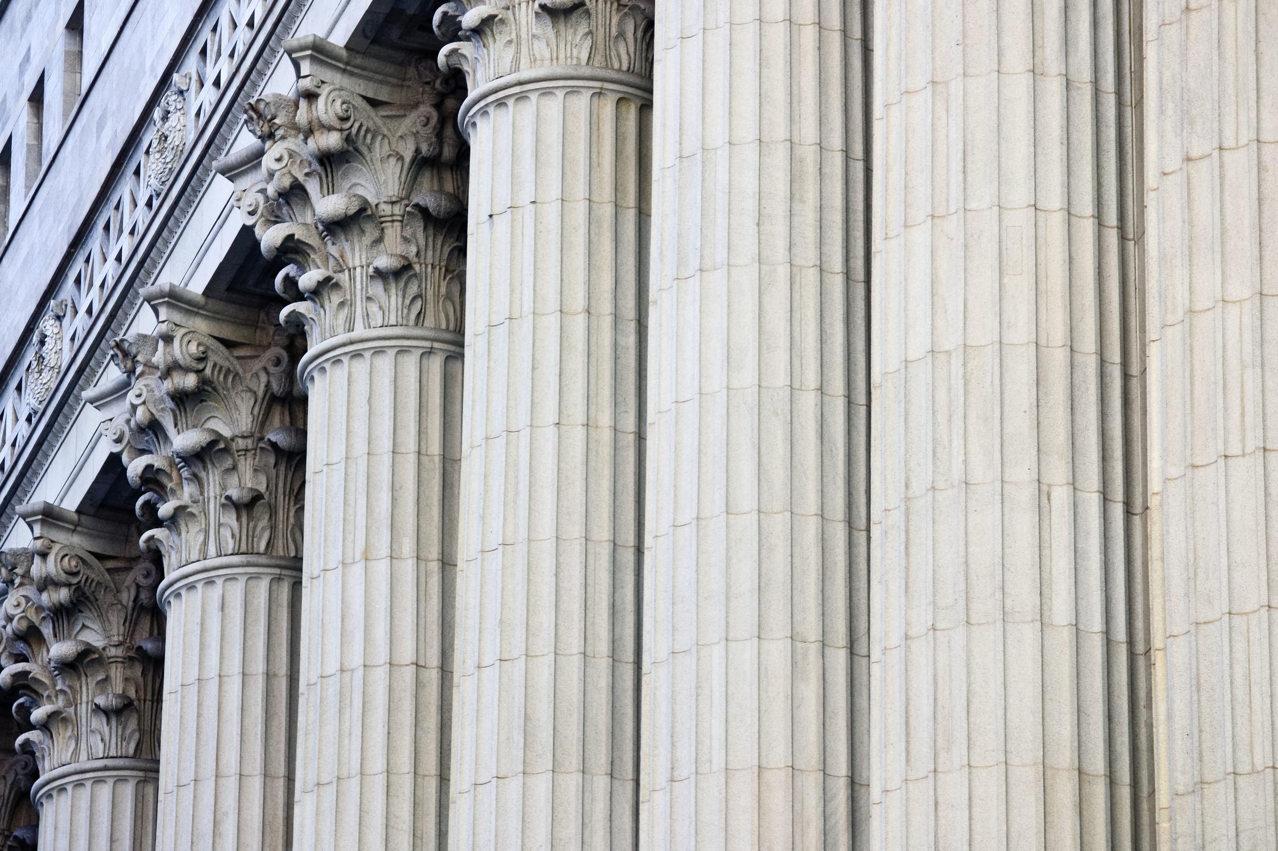 Chicago Pillars