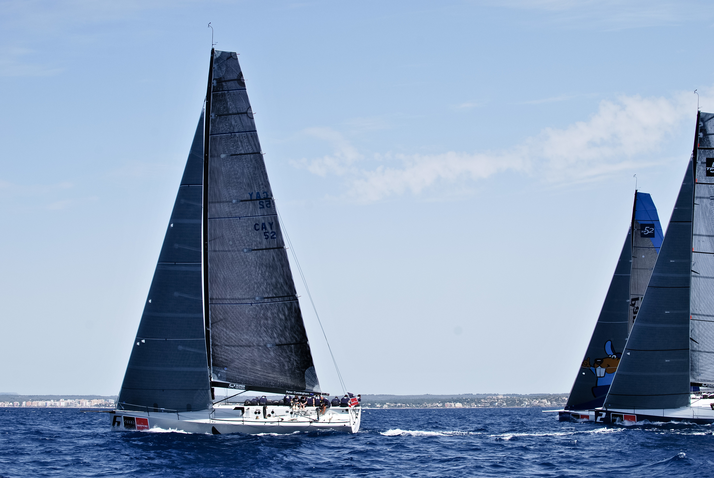 powerplay start mallorca spain alue regatta