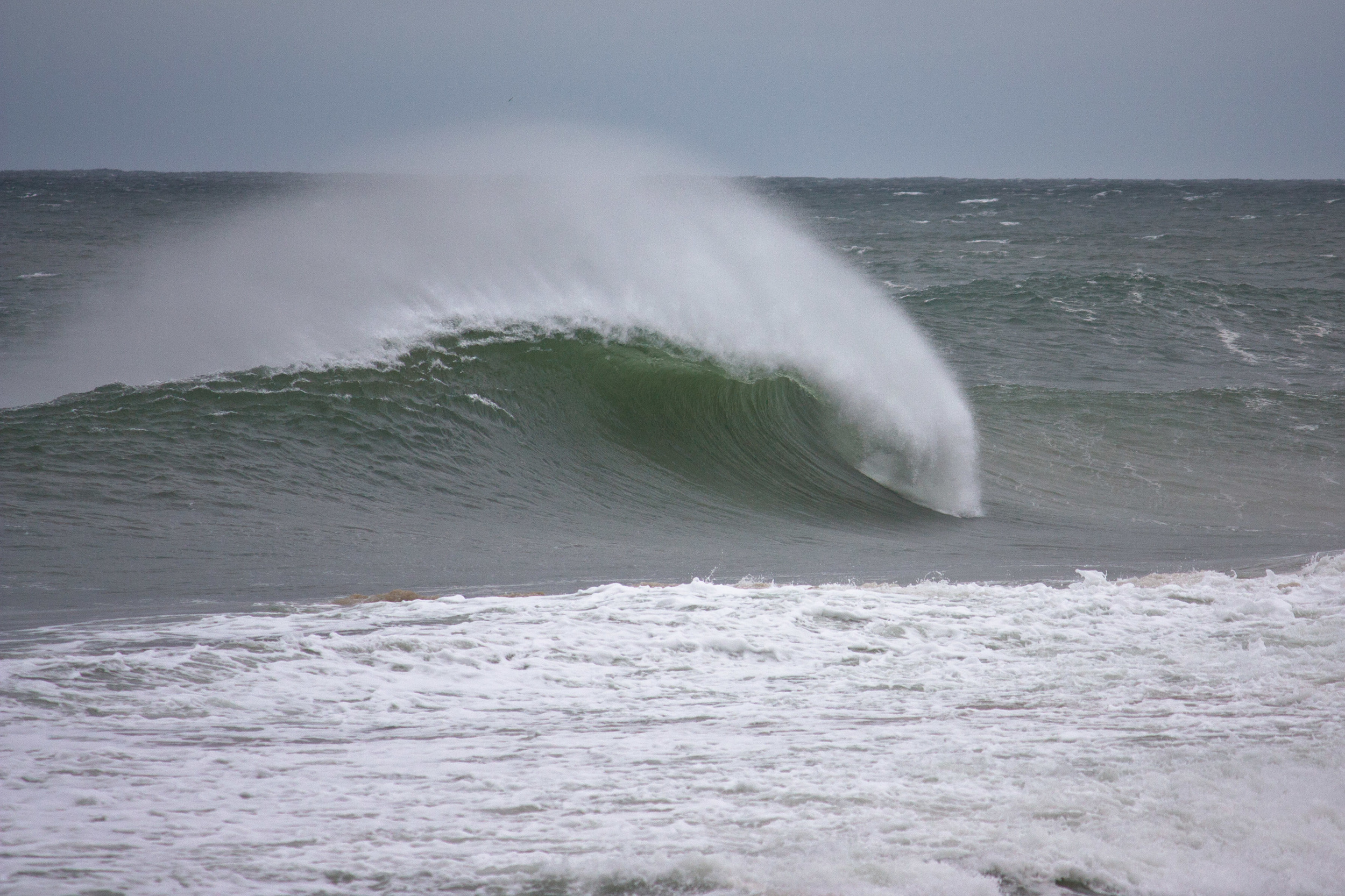 hurricane sandy surf barrel new england