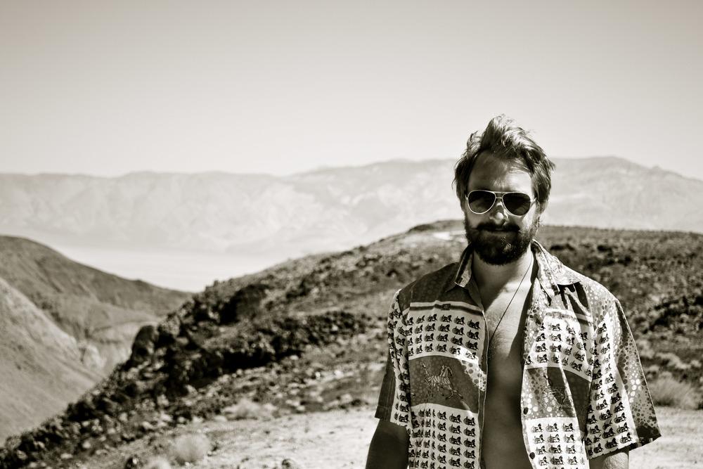 Craig in Bolivia.