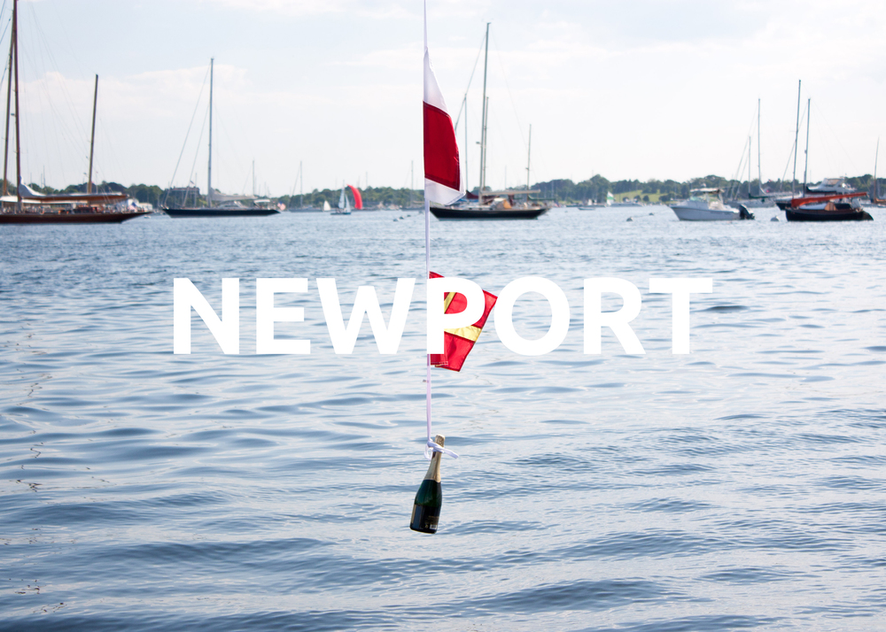 Newport Charter Yacht Show 2013