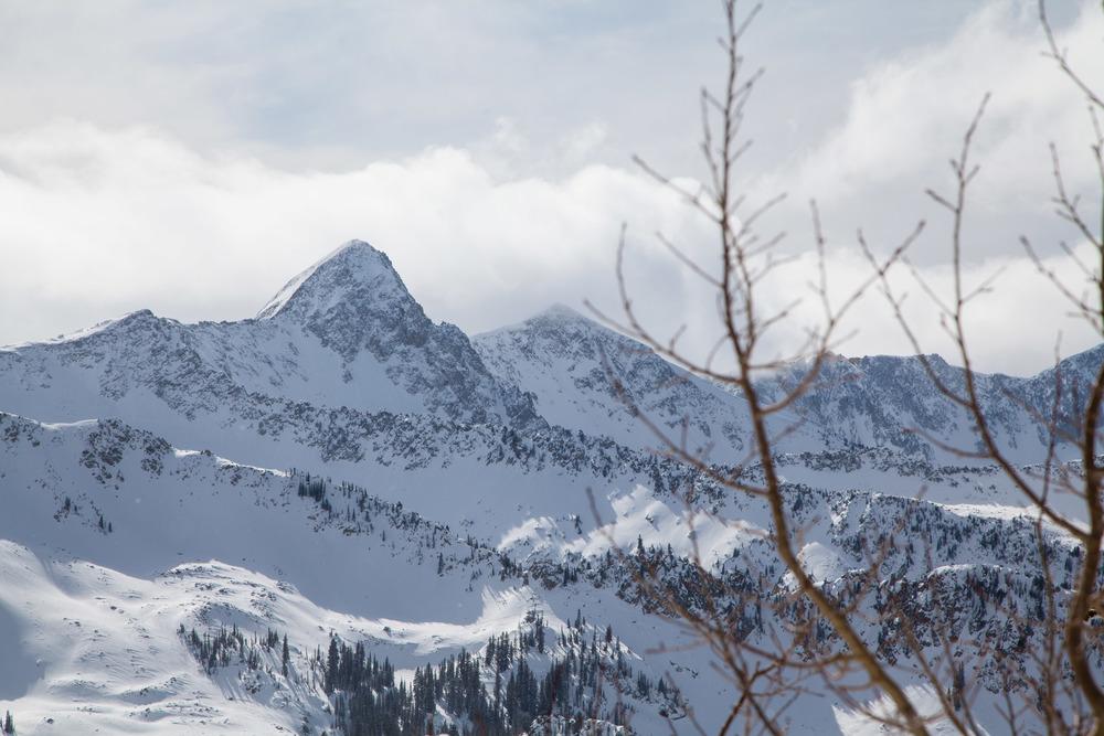 The Pfeifferhorn. Utah's Matterhorn!