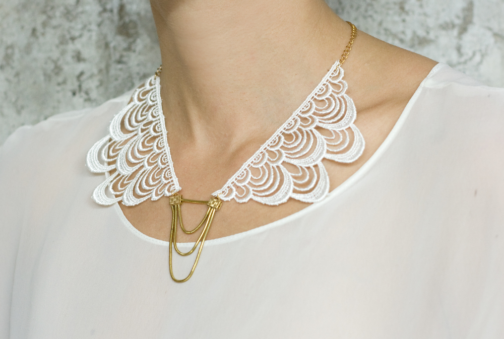 Arches necklace (SOLD OUT)