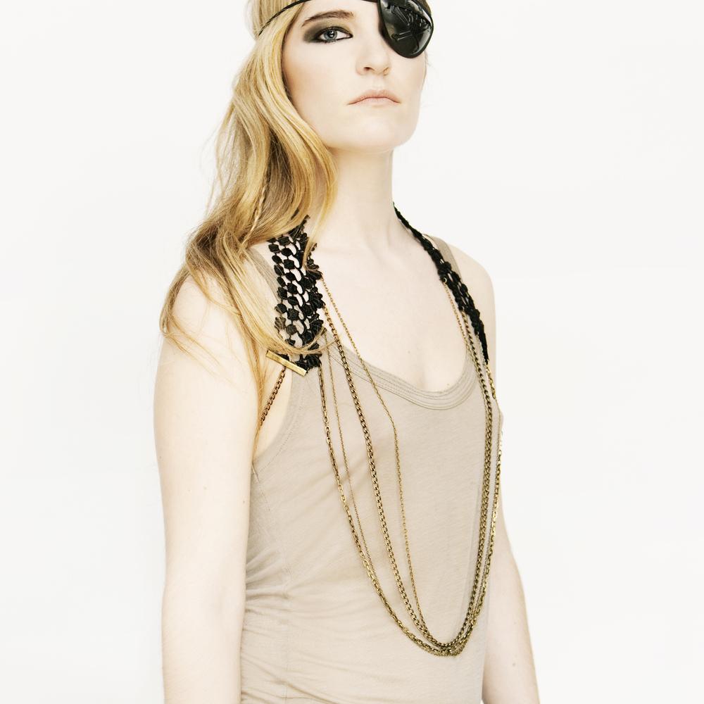 Bolero body jewelry