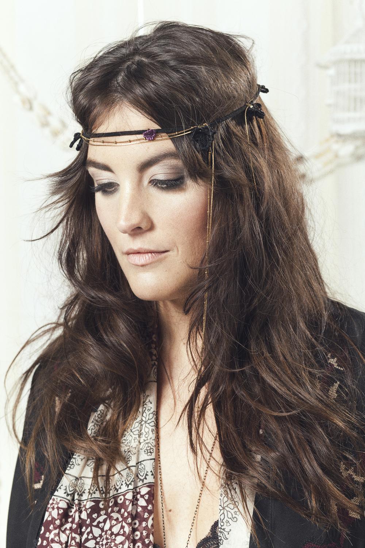 Janis headband (details here)