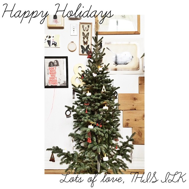 Happy Holidays!!! I wanted to take the opportunity to let you know how much we appreciated your awesome support this year! Sending you all TONS of LOVE! #holiday #love #christmas #tree #decor #jewelry #jewellery #earrings #handmade #tree