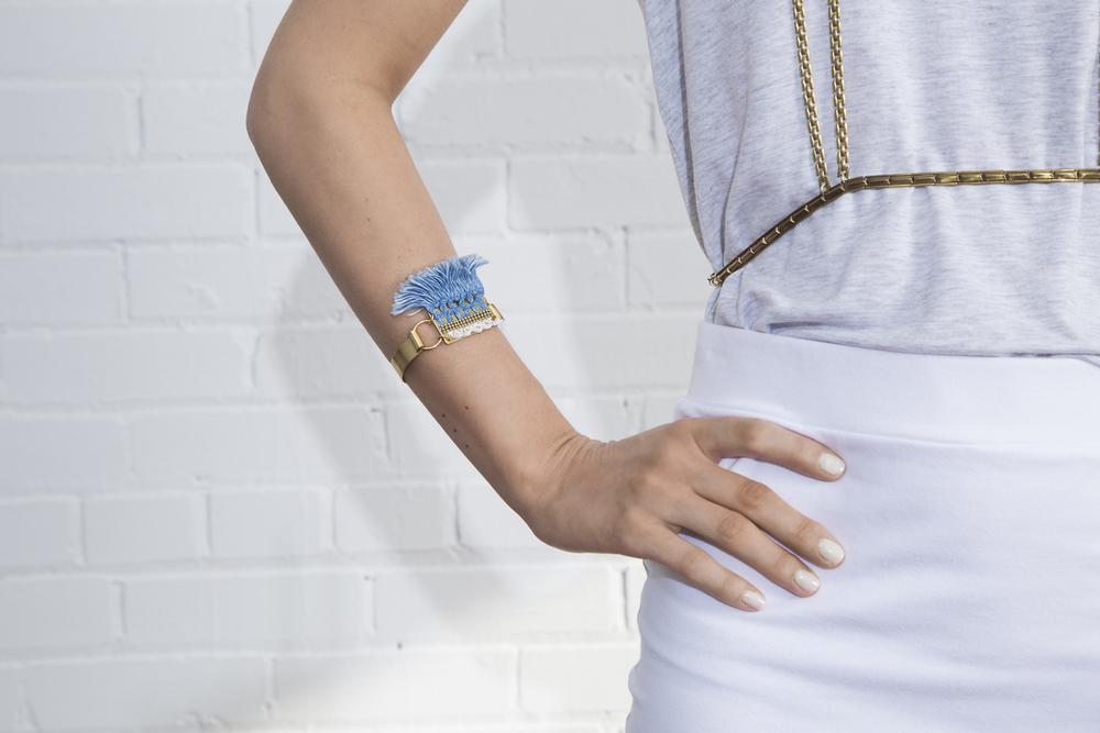 Riptide bracelet (details here)