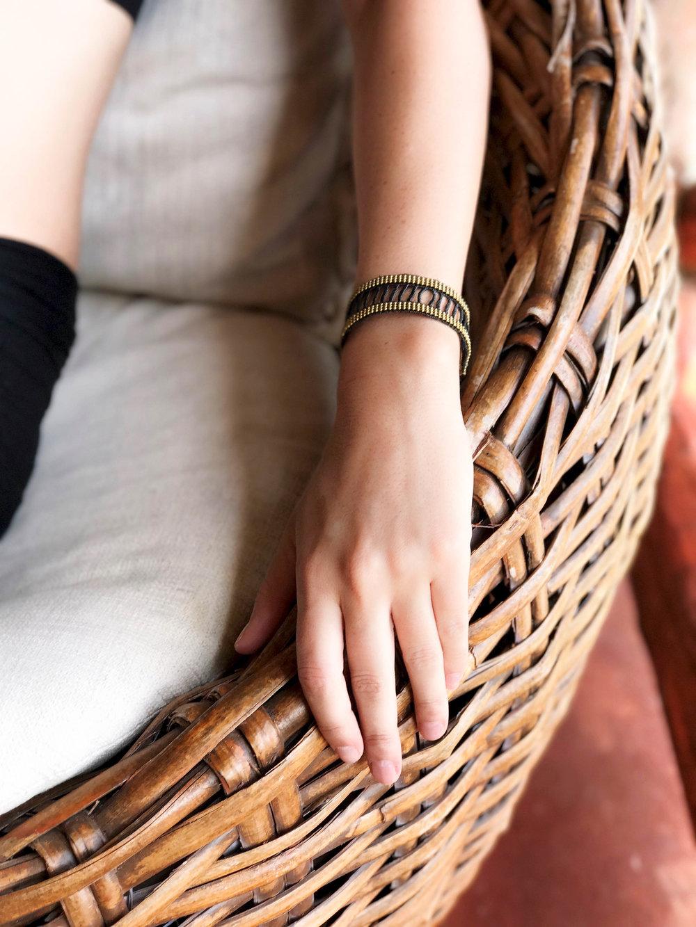 Opium bracelet (click here for details)