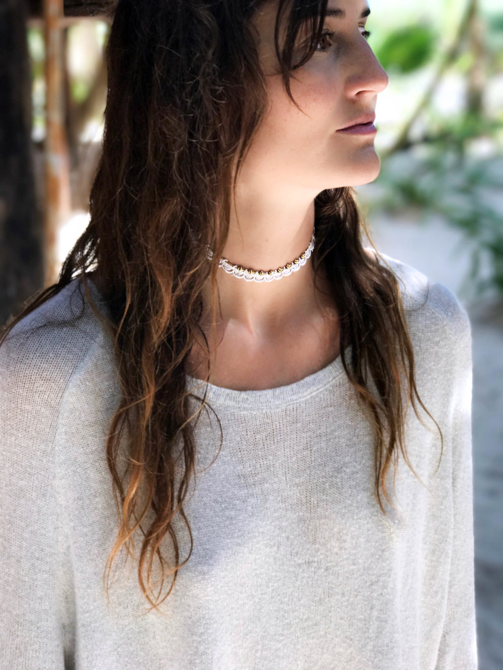 Taima choker  (click here for details)
