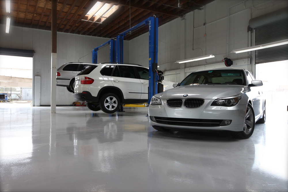 Bring your BMW for repairs to B and B Autohaus