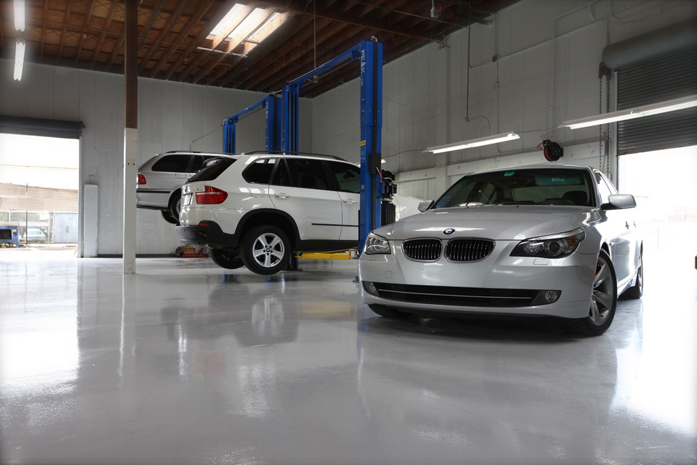 B and B Autohaus BMW Repair