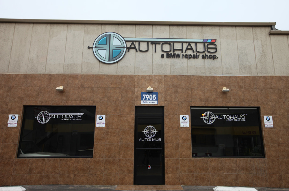 B and B Autohaus San Diego BMW Experts  Repair Shop