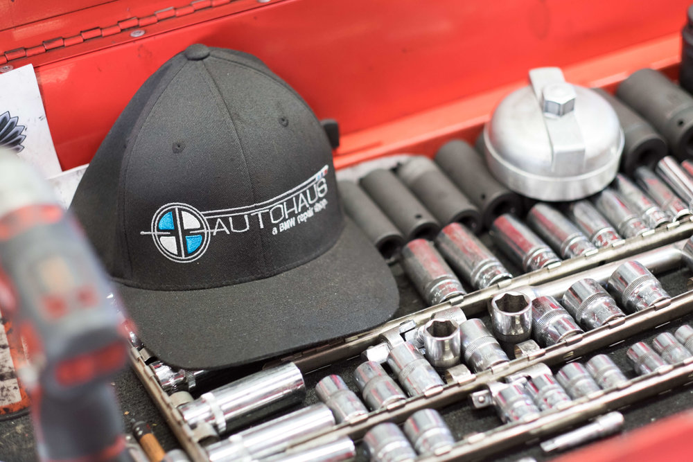 Intake Cleaning for your BMW