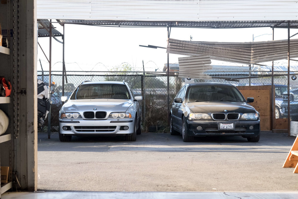 BMW Oil Change in San Diego