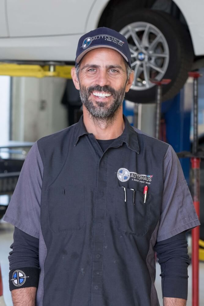 San Diego BMW Master technician.