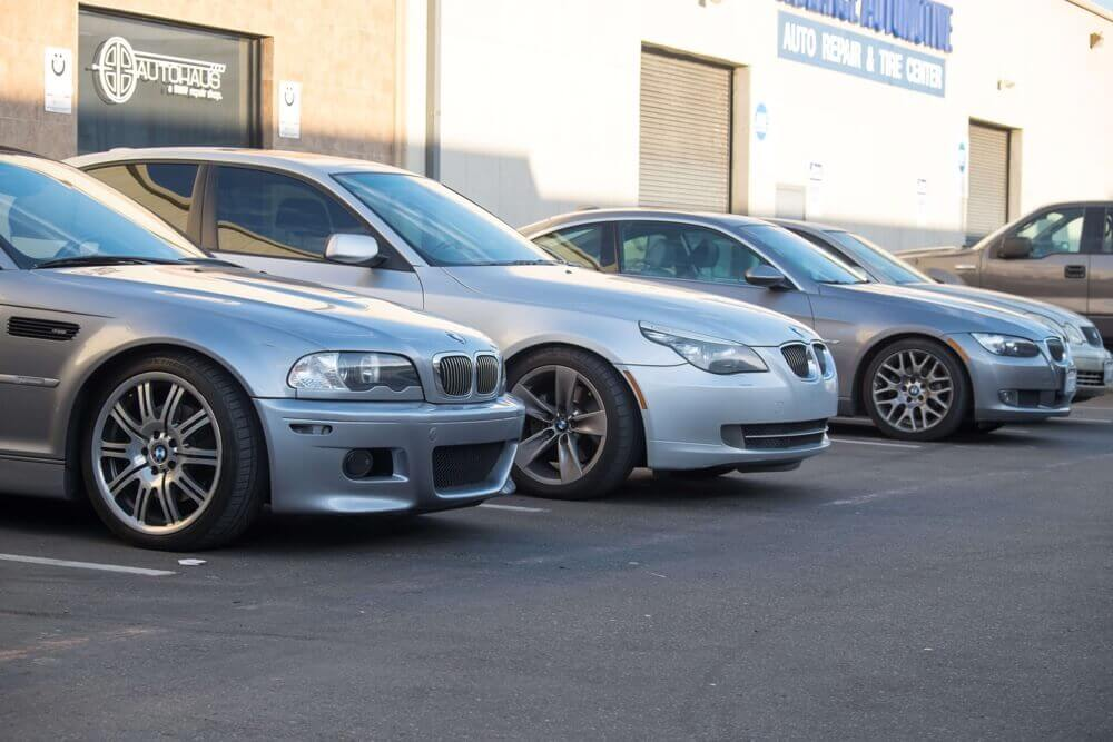 B and B Autohaus BMW Repair Experts.