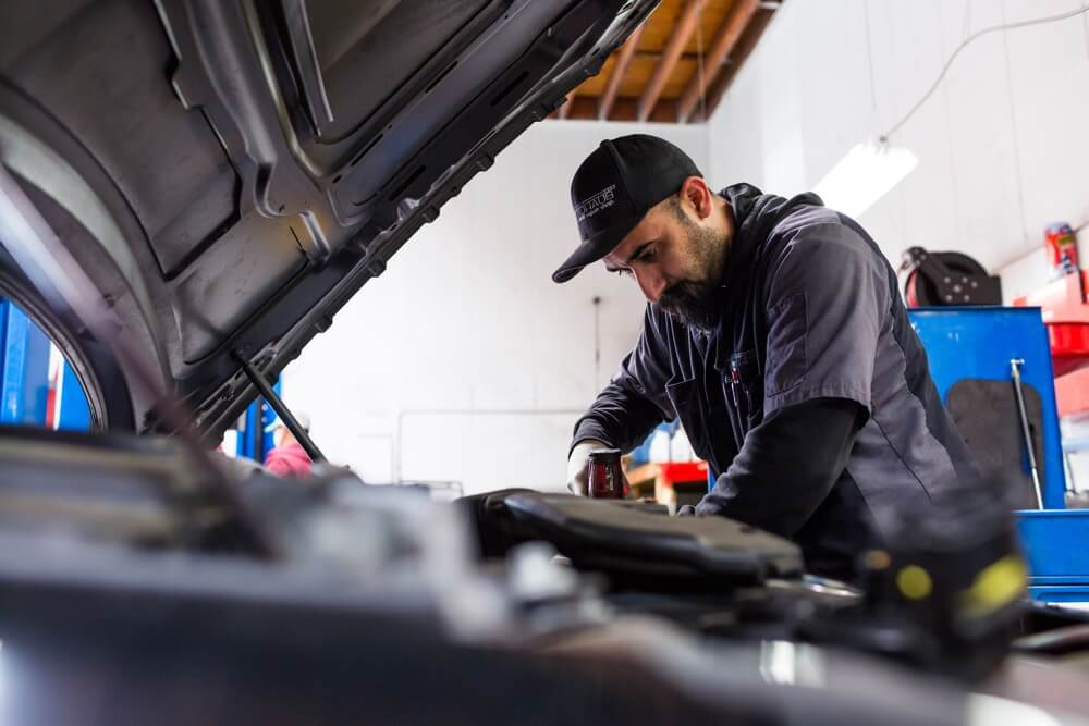 scheduled maintenance for BMWs in San Diego.