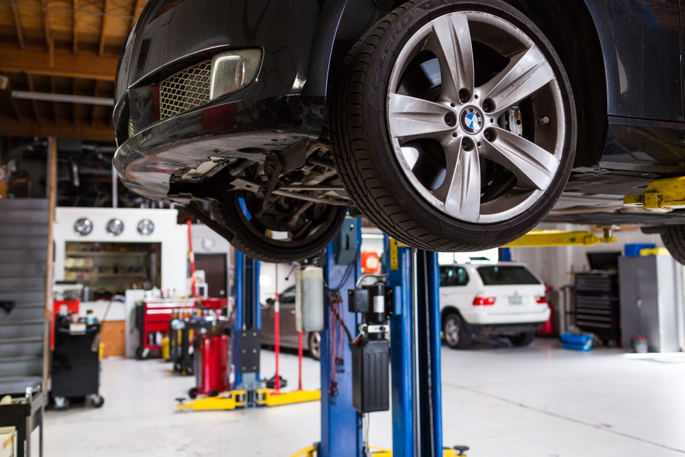 BMW Brake Repair & Replacement Brakes in San Diego