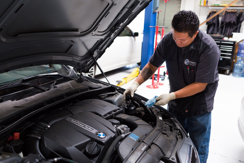 BMW Brake Repair Service in San Diego, California