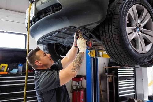 B And B Auto >> Bmw Brake Fluid Flush At B And B Autohaus San Diego