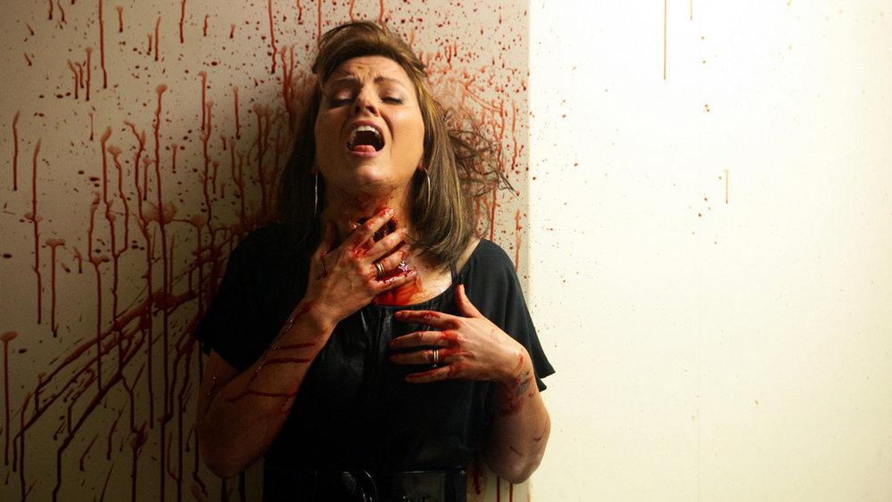 Davina McCall's oscar-worthy death scene in Dead Set.