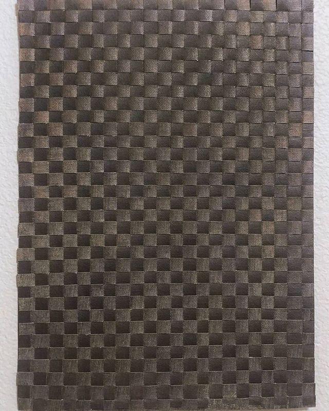 My newest piece. Oil and Graphite on Linen Woven together. #graphite #silverpaint #reductiveart #grid #linen #oilonlinen #coloradogallery #denvergallery #artexhibition #rinoartdistrict #santafeartist