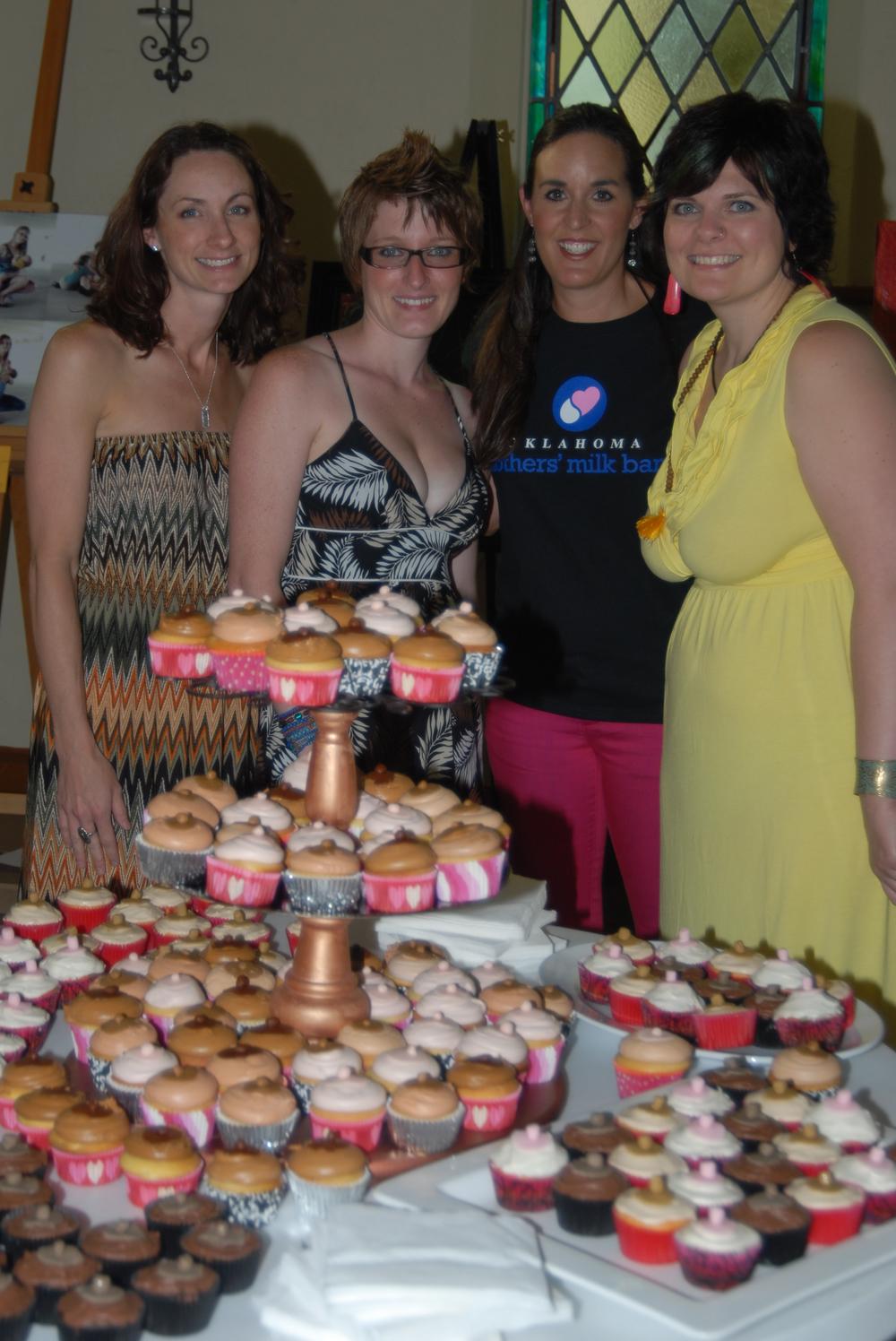 Keri Boone, Brittany Fitzgerald, Keri Hale, Deanna Norris