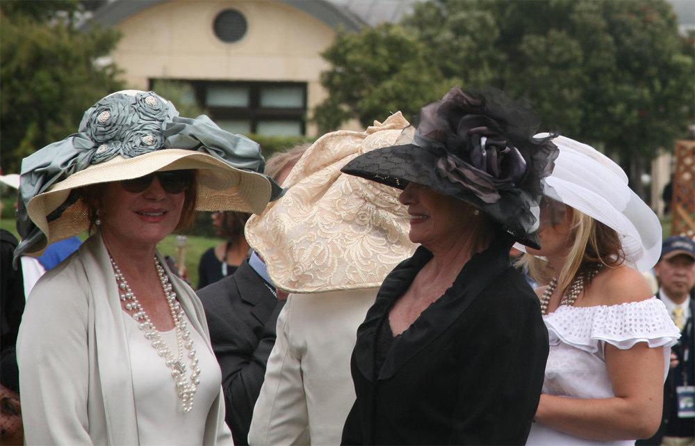 Y yo que no llevé sombrero... Foto: Odette Jimenez
