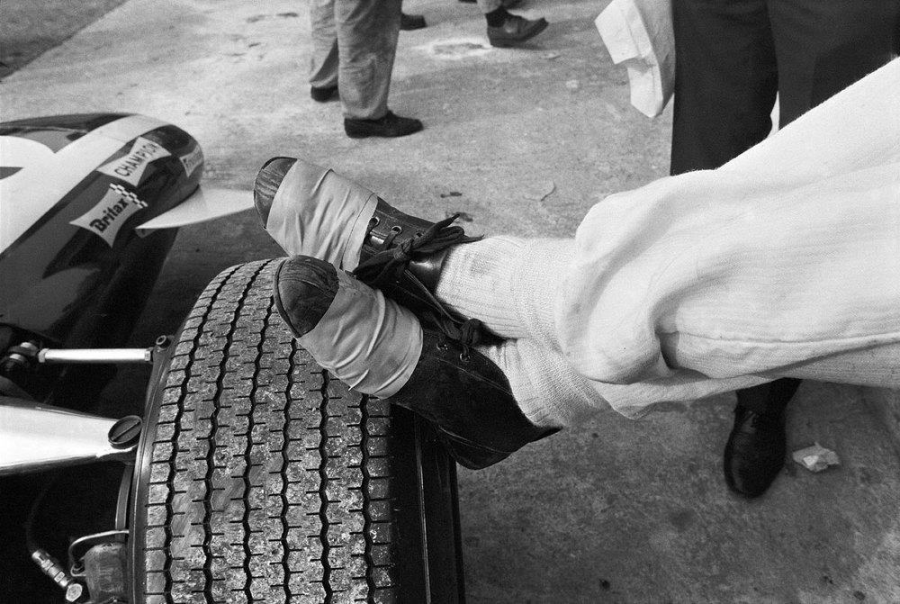 Septiembre 1968, Monza, Italia. Foto: Rainer W. Schlegelmilch / Getty Images